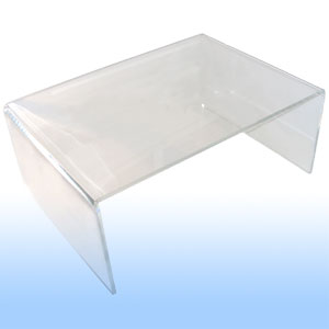 Table basse design plexi marcorelles - Table plexi design ...