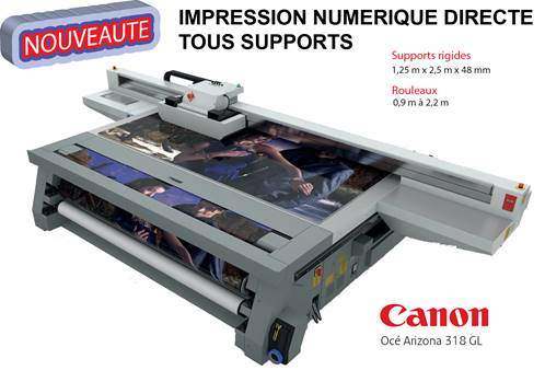 machine impression numerique