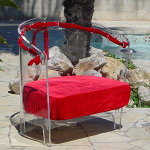 fauteuil plexi marcorelles. Black Bedroom Furniture Sets. Home Design Ideas