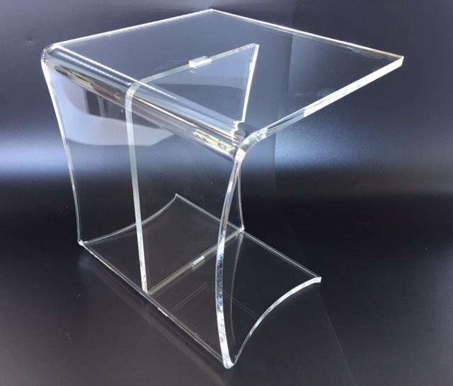 table de chevet design marcorelles. Black Bedroom Furniture Sets. Home Design Ideas